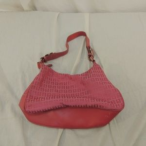 Handbags - Unbranded Women's Purse Pink with Designs 50114